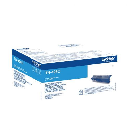 Brother TN426C Toner Cartridge SHY Cyan