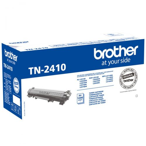 Brother TN2410 Toner Cartridge Black