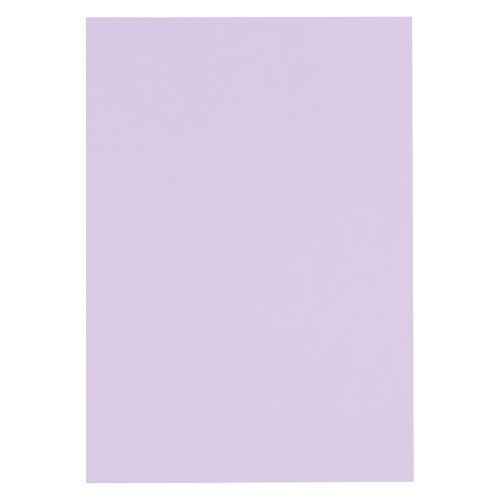 Business Coloured Copier Paper Multifunctional Ream-Wrapped 80gsm A4 Medium Violet [500 Sheets]