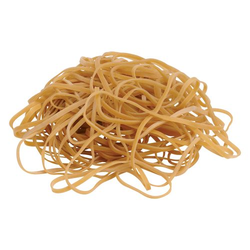 Business Rubber Bands No.36 Each 127x3mm Approx 460 Bands [Bag 0.454kg]