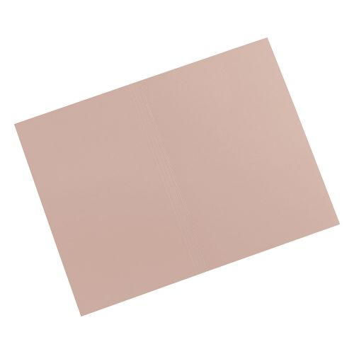 Business Premium Square Cut Folders Manilla 315gsm Foolscap Buff [Pack 100]