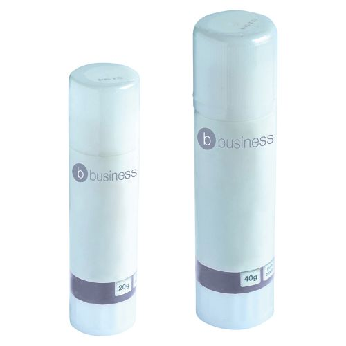 Business Glue Stick Solid Washable Non-toxic Medium 20g