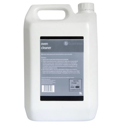 Business Heavy-duty Oven Cleaner 5 Litres