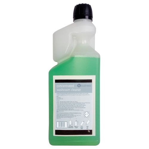 Business Concentrated Washroom Cleaner 1 Litre