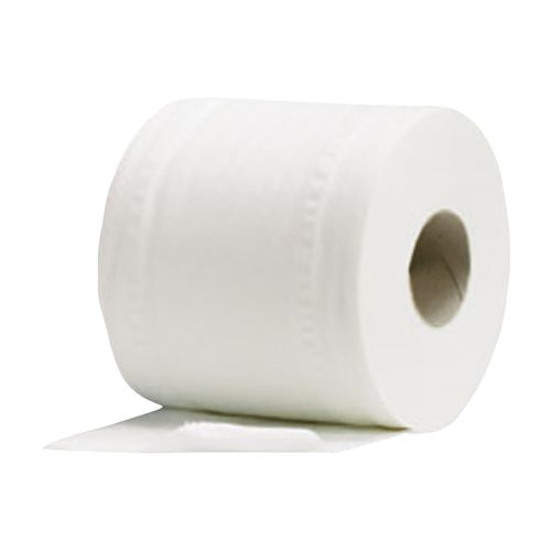 Business Toilet Tissue Two-ply 4-Rolls of 200 Sheets White [Pack 36]