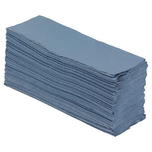 Business Cloths Dispenser Multipurpose Low Lint Solvent-resistant 110gsm 30x42cm Blue [Box 160]