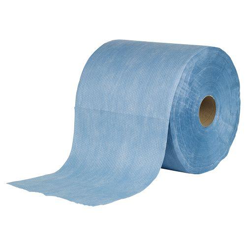 Business Cloths Multipurpose Low Lint Solvent-resistant 110gsm 30x36cm Blue [Roll 500]