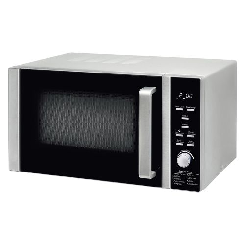 Business Microwave Combination Oven and Grill 900W 30 Litre Stainless Steel