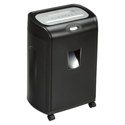 Business SC16 Shredder Strip Cut P-2 Security 15 Sheets 20 Litre Capacity