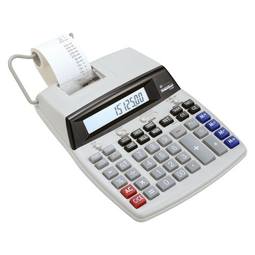 Business Calculator Desktop Printing VFD 12 Digit 2.7 Lines/sec