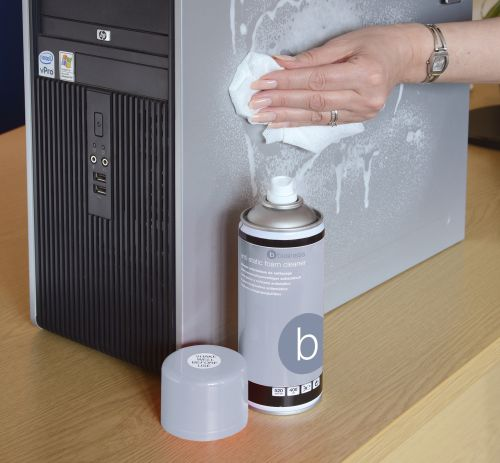 Business Anti-static Foam Cleaner General Purpose 400ml Can