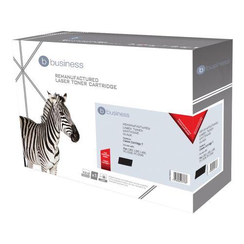 Business Remanufactured Fax Toner Cartridge Page Life 3500p Black [Canon FX8 CRG T Alternative]