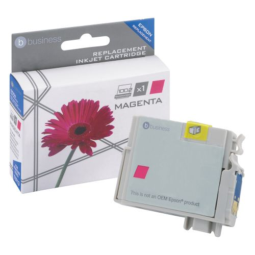 Business Remanufactured Inkjet Cartridge Magenta [Epson T071340 Alternative]