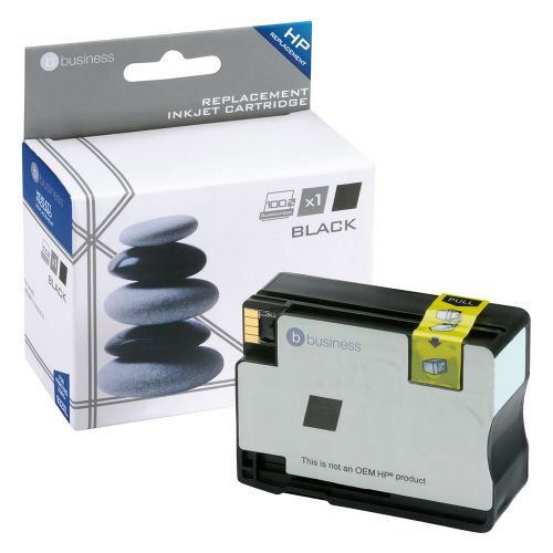 Business Remanufactured Inkjet Cartridge Page Life 1000pp Black [HP No. 932XL CN053AE Alternative]