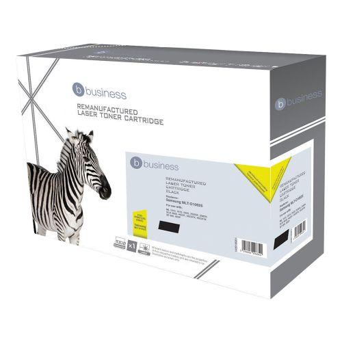 Business Remanufactured Laser Toner Drum Unit 2500pp Black [Samsung MLT-D1052S/ELS Alternative]