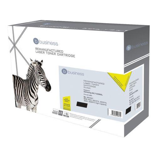 Business Remanufactured Laser Toner Cartridge 1500pp Black [Samsung MLT-D2092L/ELS Alternative]