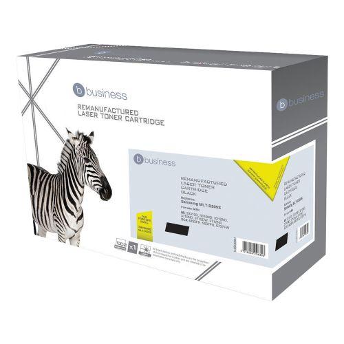 Business Remanufactured Laser Toner Drum Unit 5000pp Black [Samsung MLT-D205L Alternative]