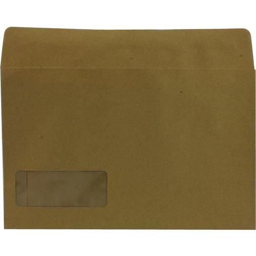 Sage Compatible Wage Envelope Self Seal Window Manilla Ref SE47 [Pack 1000]