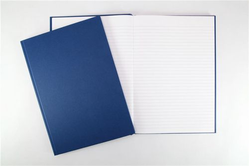 Cambridge Manuscript Book Casebound 70gsm Ruled 190 Pages A4 Ref 100080492 [Pack 5]