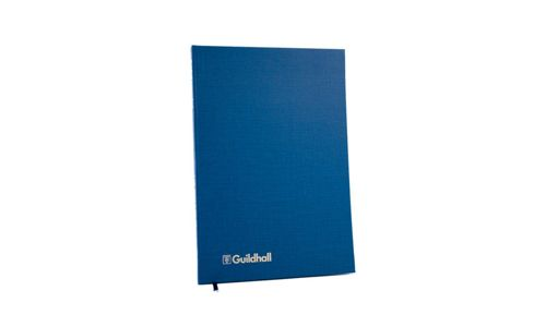 Guildhall Account Book 31 Series 3 Cash Column 80 Pages 298x203mm Ref 31/3Z