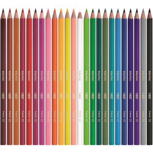 Bic Kids Evolution Colour Pencils Ref 829733 [Pack 24]