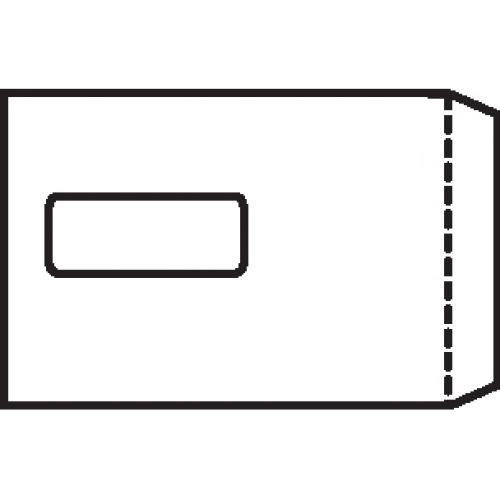 New Guardian Envelopes Heavyweight Pocket Press Seal Window Manilla C5 [Pack 250]