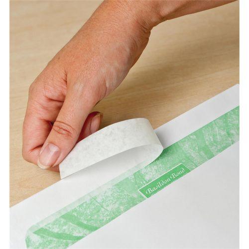 Basildon Bond Envelopes Pocket Peel and Seal Window 120gsm White C4 [Pack 250]
