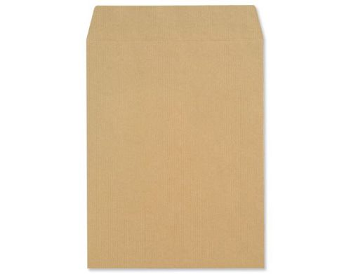 New Guardian Envelopes Heavyweight Pocket Press Seal Manilla 270x216mm [Pack 250]