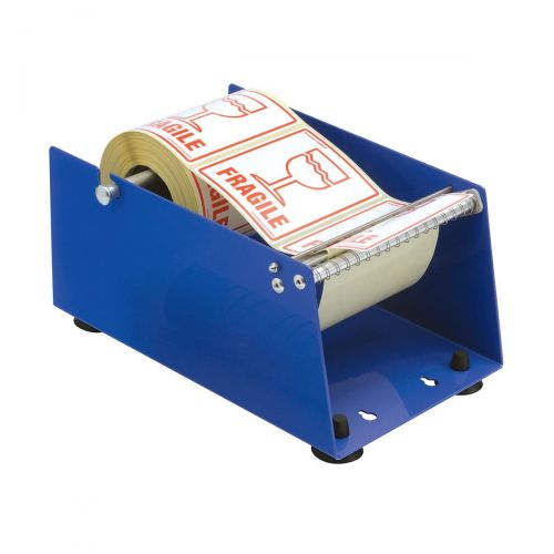 Adpac Bench Type Parcel Label Dispenser Diameter Capacity 210mm plus 500 Labels of 108x79mm Ref PD611T