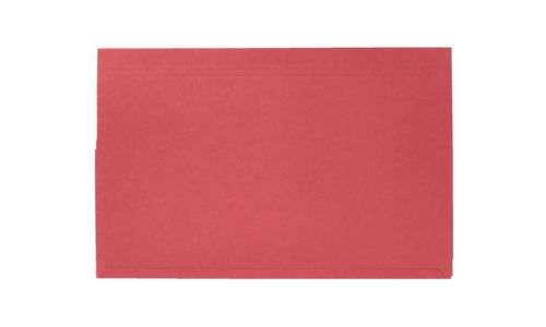 Guildhall Document Wallet Full Flap 315gsm Capacity 35mm Foolscap Red Ref PW2-REDZ [Pack 50]