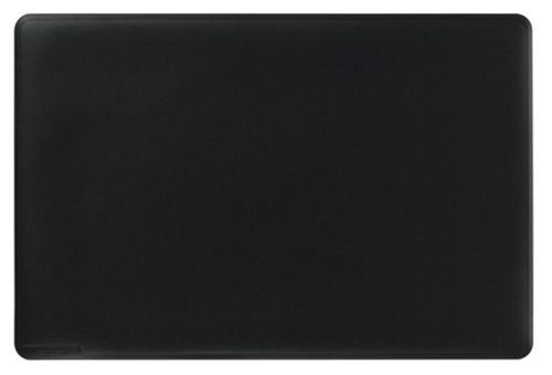 Durable Desk Mat Contoured Edge W530xD400mm Black Ref 7102/01