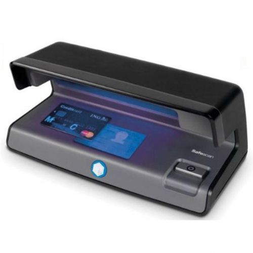 Safescan Counterfeit Detector 50 UV Checker W206xD102xH88mm Black Ref 131-0399