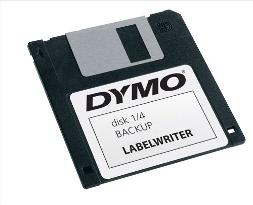 Dymo Labelwriter Labels 3.5 inch Diskette 54x70mm White Ref 99015 S0722440 [Pack 320]