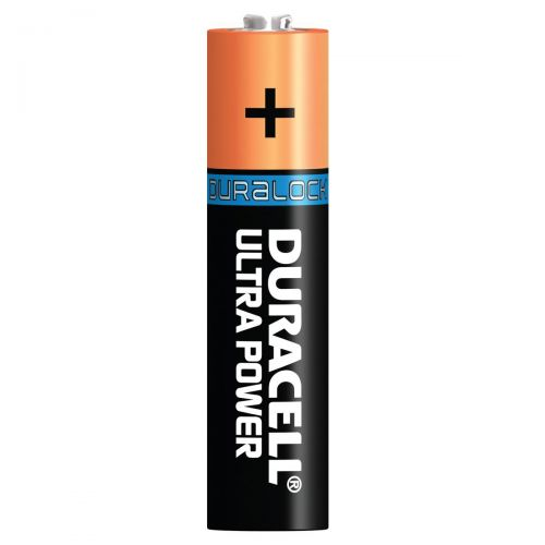 Duracell Ultra Power MX2400 Battery Alkaline 1.5V AAA Ref 81417787 [Pack 4]