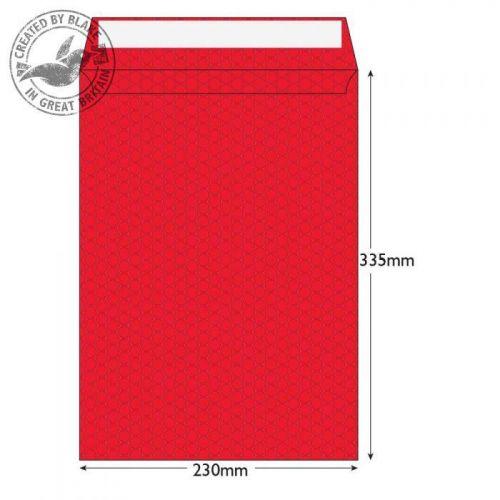 Purely Packaging Envelope P&S 335x230mm Bubble Envolite Black Ref KRD335 [Pk 100] *3 to 5 Day Leadtime*