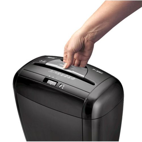 Fellowes Powershred P-35C Shredder Cross-cut DIN3 P-4 Ref 3213701