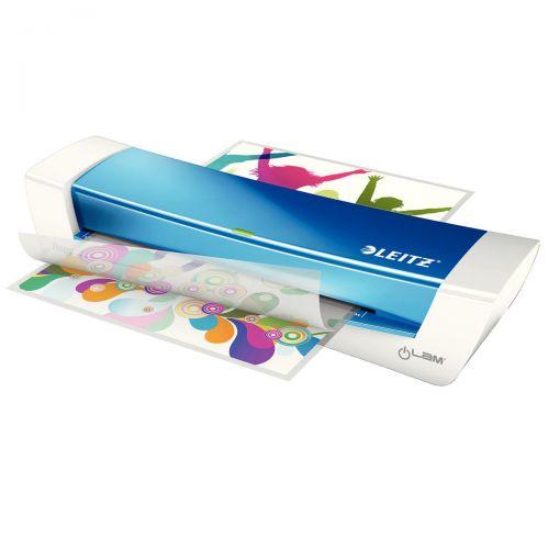 Leitz iLam HomeOffice Laminator A4 Blue