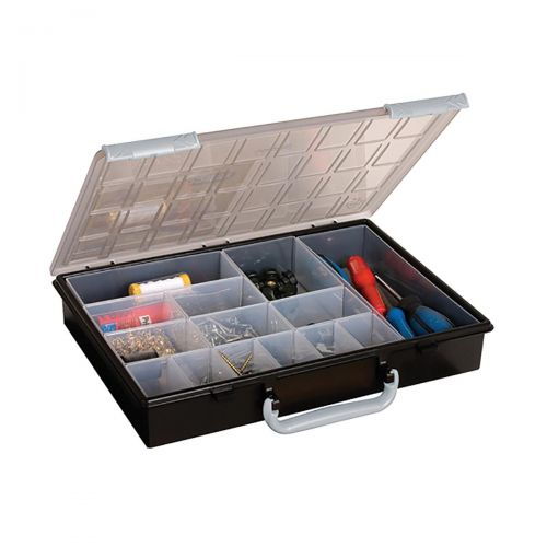 Raaco Assorter Box 14 Inserts A4 Ref 123532