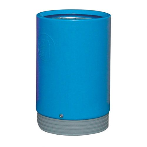Open Top Bin Light Blue