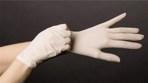 Powdered Latex Gloves Small [Pack 100]