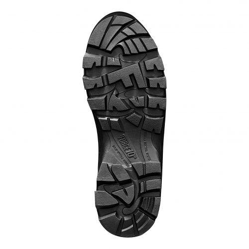 Rockfall Peakmoor Hiker Boot 100% Non-Metallic F/Glass Toecap Size 10 Blk Ref TC4200-10 *5-7 Day L/Time*