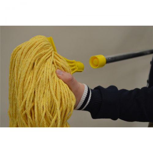 Scott Young Research Interchange Midi Mop Head 14oz Yellow Ref 883808