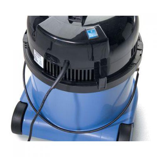 Numatic Charles Vacuum Cleaner Wet and Dry 1200W 15L Dry 9L Wet 9Kg W360xD370xH510mm Blue Ref CVC370