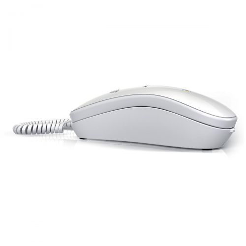 BT Duet 210 Telephone 10 memories LED Indicator White Ref 061125