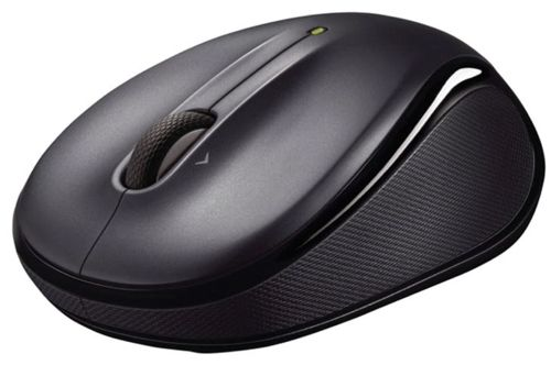 Logitech M325 Mouse USB Wireless Silver Ref 910-002142