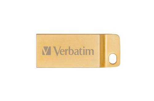 Verbatim Metal Executive USB Drive 3.0 16GB Ref Metal Exec 16GB