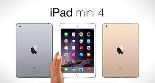 ** Apple iPad Mini4 WiFi 128GB SpaceGrey