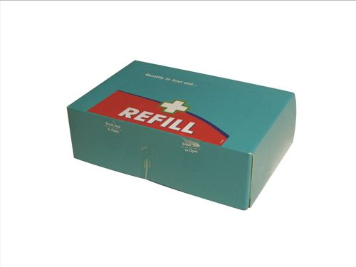 Wallace Cameron BS8599-1 Small First Aid Kit Refill Food Ref 1036187