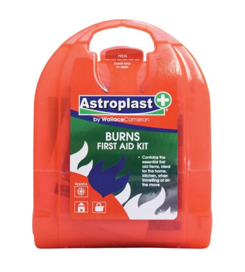 Wallace Cameron Micro First Aid Kit Burns Ref 1044229