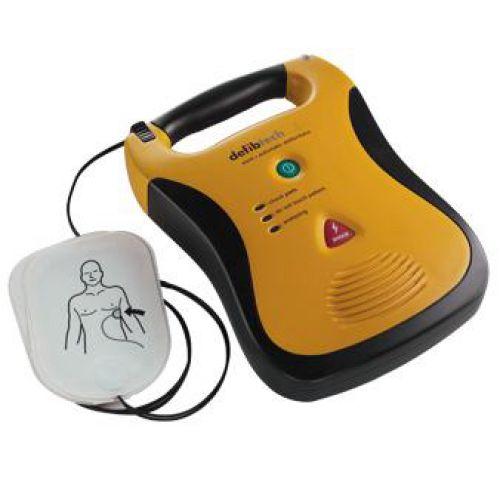 Defibtech Lifeline AED Defibrillator Semi-automatic Portable Ref 5001112